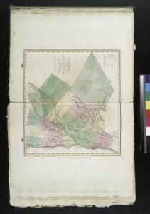 Map of the county of Ulster / by David H. Burr ; engd. by Rawdon, Clark & Co., Albany, & Rawdon, Wright & Co., New York.