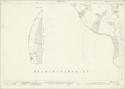 Hertfordshire XXXVIII.5 & 9 (includes: Amersham; Bovingdon; Chesham Bois; Chesham; Flaunden; Latimer) - 25 Inch Map