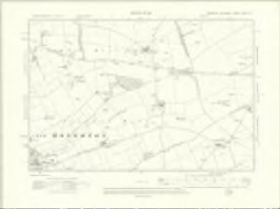 Yorkshire CCIX.NE - OS Six-Inch Map
