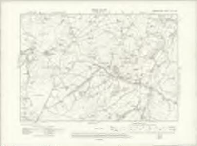 Denbighshire XIII.SW - OS Six-Inch Map