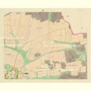 Lohm - c4213-1-003 - Kaiserpflichtexemplar der Landkarten des stabilen Katasters