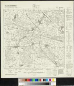 Meßtischblatt 4048 : Waldow, 1942