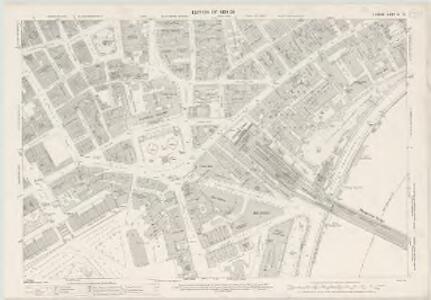 London VII.73 - OS London Town Plan