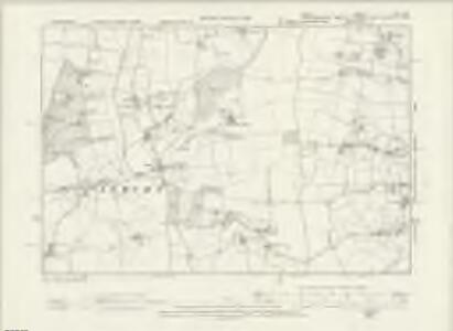 Essex XXII.NW - OS Six-Inch Map