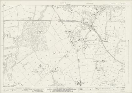 Hampshire and Isle of Wight XC.15 (includes: Newport) - 25 Inch Map
