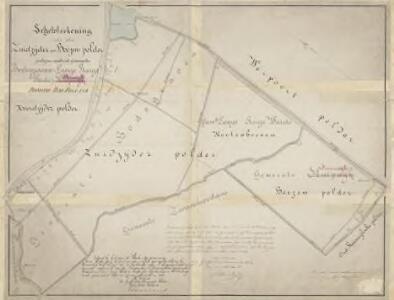 Zuidzijder- en Boezempolder, gemeente Bodegraven, Lange Ruige Weide, Sluipwijk en Reeuwijk.