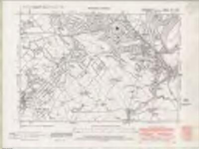 Renfrewshire Sheet XVII.NW - OS 6 Inch map