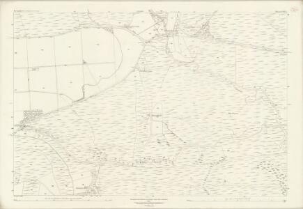 Devon CVII.5 (includes: Lydford) - 25 Inch Map