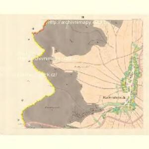 Kaltenlutsch - m2928-1-003 - Kaiserpflichtexemplar der Landkarten des stabilen Katasters