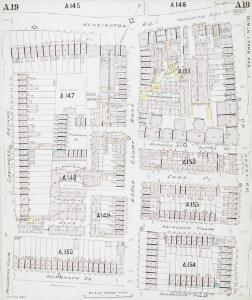 Insurance Plan of London Western District Vol. A: sheet 19