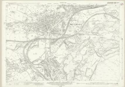 Monmouthshire XI.7 (includes: Aberystruth; Bryn Mawr; Llanelli) - 25 Inch Map