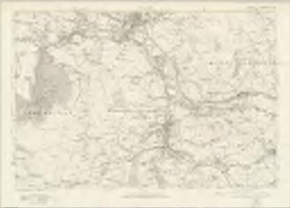 Derbyshire VIII - OS Six-Inch Map