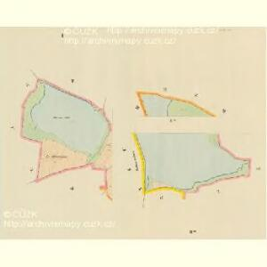 Chraschtian - c4398-1-001 - Kaiserpflichtexemplar der Landkarten des stabilen Katasters