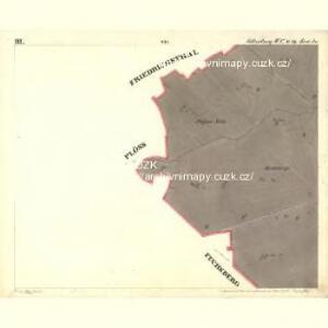 Silberberg - c5515-1-003 - Kaiserpflichtexemplar der Landkarten des stabilen Katasters
