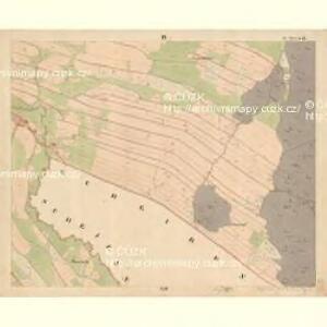 Schlagles - c7745-1-004 - Kaiserpflichtexemplar der Landkarten des stabilen Katasters