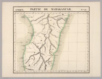Partie de Madagascar. Afrique 56.