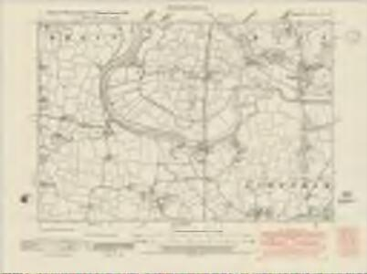 Somerset XVI.SE - OS Six-Inch Map