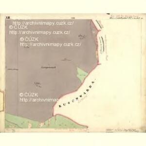 Lichtbuchet Ober - c2161-1-018 - Kaiserpflichtexemplar der Landkarten des stabilen Katasters