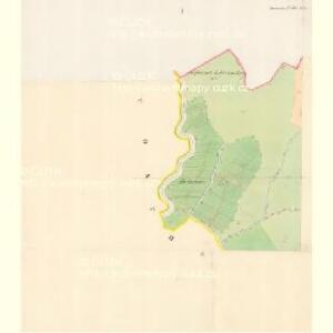 Quaschitz I.Theil - m1449-1-001 - Kaiserpflichtexemplar der Landkarten des stabilen Katasters