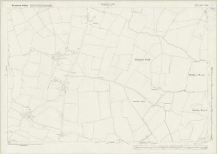 Kent LXII.6 (includes: Goudhurst; Marden; Staplehurst) - 25 Inch Map
