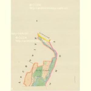 Irzmann - m1074-1-001 - Kaiserpflichtexemplar der Landkarten des stabilen Katasters