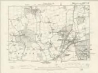 Essex XXII.NE - OS Six-Inch Map