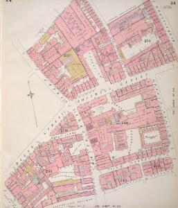 Insurance Plan of City of London Vol. I: sheet 24