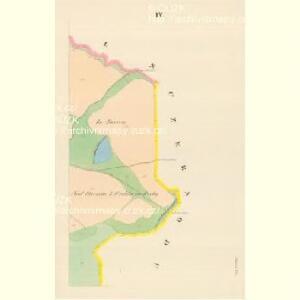 Prabsch - c8779-1-004 - Kaiserpflichtexemplar der Landkarten des stabilen Katasters