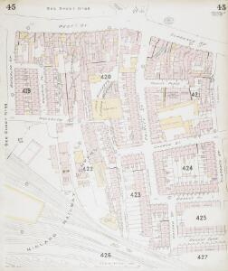 Insurance Plan of Bristol Vol II: sheet 45