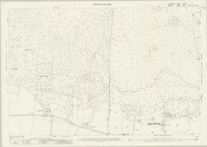 Hampshire and Isle of Wight LXXVIII.9 (includes: Hurn; West Parley) - 25 Inch Map