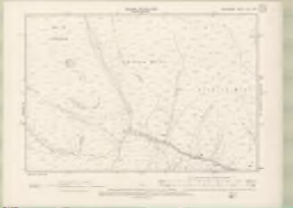 Perth and Clackmannan Sheet LXX.SW - OS 6 Inch map