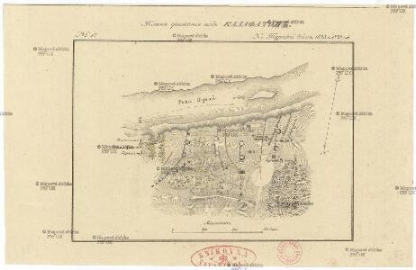 Plan sraženija pod Kalafatom