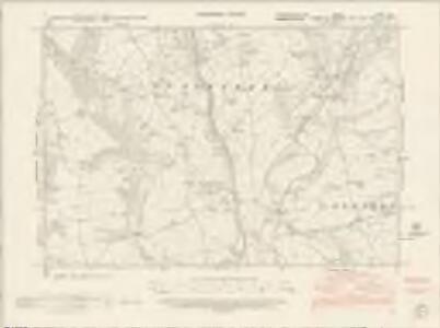 Carmarthenshire XXVIII.SW - OS Six-Inch Map