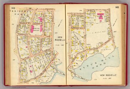 142-143 New Rochelle.