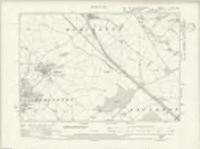 Northamptonshire XLVII.NW - OS Six-Inch Map