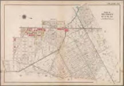 Plate 35: [Bounded by Rockaway Avenue, Riverdale Avenue, Osborn Street, Vienna Avenue, E. 106th Street, Foster Avenue, Canarsie Lane, Ralph Avenue, Remsen Avenue, Riverfly Road, Ralph Avenue, East New York Avenue, Howard Avenue, Sutter Avenue, Hopkinson Avenue and Blake Avenue.]; Atlas of the borough of Brooklyn, city of New York: from actual surveys and official plans by George W. and Walter S. Bromley.