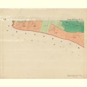 Fröllersdorf - m1088-2-007 - Kaiserpflichtexemplar der Landkarten des stabilen Katasters