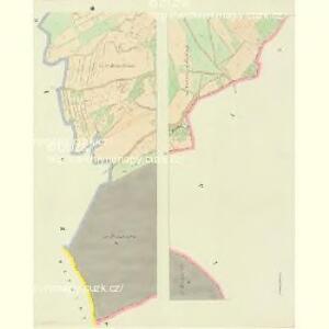 Hortschitz (Horczice) - c2192-1-002 - Kaiserpflichtexemplar der Landkarten des stabilen Katasters