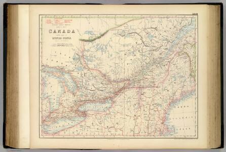 British North America. Sheet II, West.