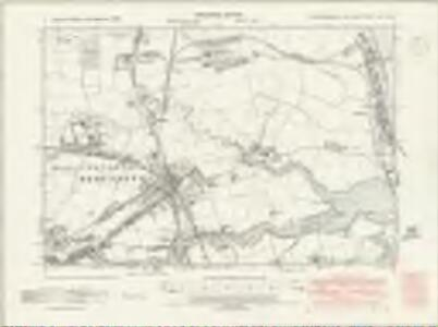 Northumberland nLXX.SW - OS Six-Inch Map