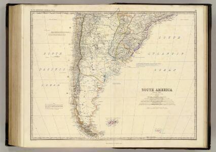 South America S.