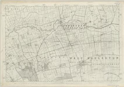 Yorkshire 108 - OS Six-Inch Map