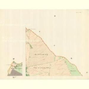 Suchow - m2955-1-002 - Kaiserpflichtexemplar der Landkarten des stabilen Katasters