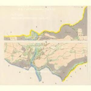 Pastwin (Pastwiny) - c5648-1-002 - Kaiserpflichtexemplar der Landkarten des stabilen Katasters