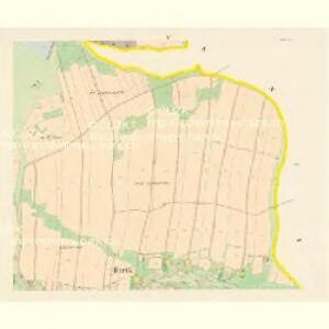 Hurek - c2430-1-005 - Kaiserpflichtexemplar der Landkarten des stabilen Katasters