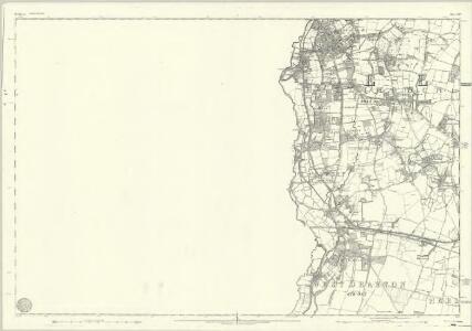 Middlesex XIV - OS Six-Inch Map