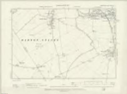 Hampshire & Isle of Wight XXXII.NE - OS Six-Inch Map