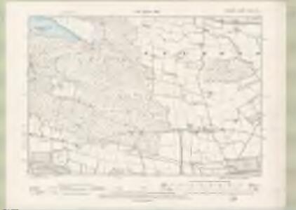 Fife and Kinross Sheet XXXVII.NE - OS 6 Inch map