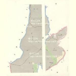 Wernersreith - c8486-1-005 - Kaiserpflichtexemplar der Landkarten des stabilen Katasters