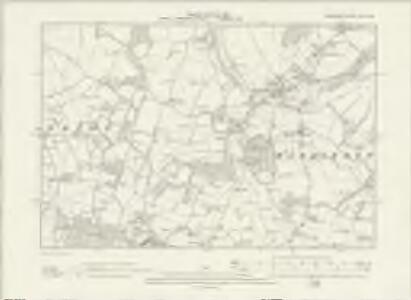 Hampshire & Isle of Wight LXVII.NE - OS Six-Inch Map